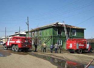 Житель Красноярского края совершил самосожжение в суде