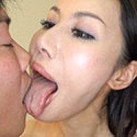 【舌フェチベロフェチ】有沢実紗のエロ長い舌・ベロチュー&全身リップで手コキ射精