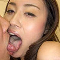 【舌フェチベロフェチ】吉田花のエロい舌・ベロチュー&全身リップで手コキ射精