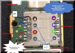 حصريا: فقط علي الجيم فلاش مسارات واعطال هواوي HUAWEI Y6