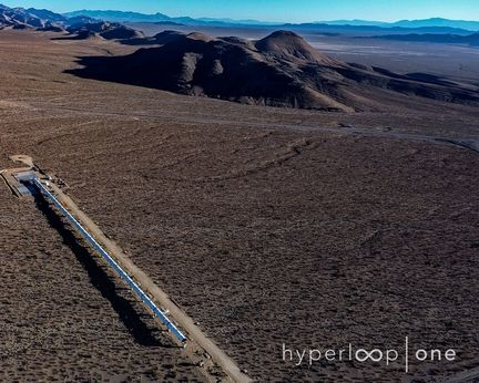 Hyperloop One DevLoop 02