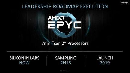AMD Epyc Computex