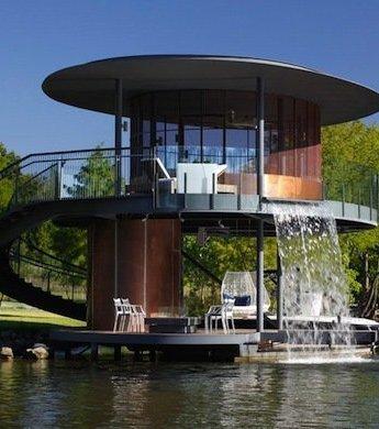 plus belles maisons aquatiques