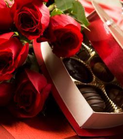 Les hommes dépensent plus pour leur maîtresse que pour leur femme à la Saint-Valentin