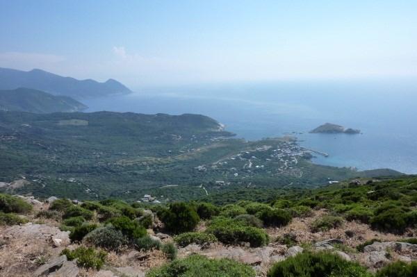 géocaching cap Corse