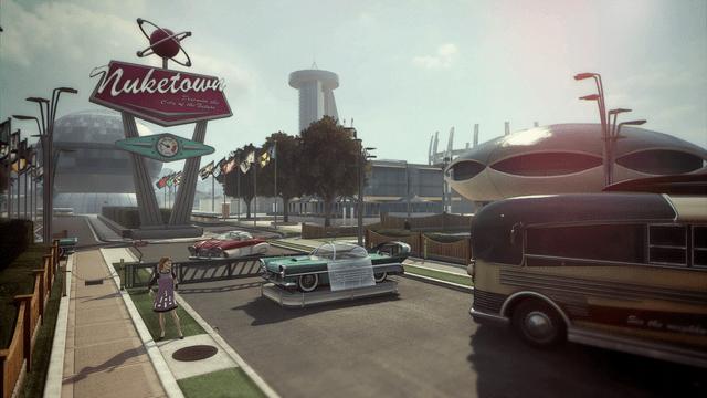 Black Ops Cold War: Nuketown Map DLC Details Leaked?
