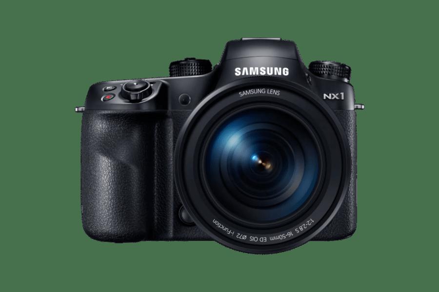 Samsung NX1 - Speiløs fokuseringsmester med hele med 205 fasdetekteringspunkter og 153 kryssensorer .