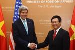 Ngoại trưởng Mỹ: Sẽ giúp Cảnh sát biển Việt Nam giữ hòa bình Biển Đông