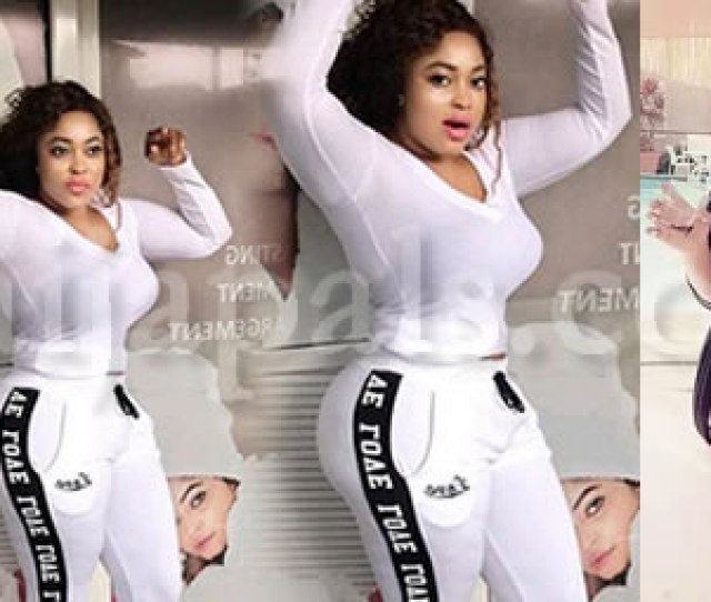Biodun Okeowo Has Said She Got Her Big Bum From Her Mother And Wants People To Stop Calling Her Omo Booty Saying Her Nickname Is Actually Omo Butty Which