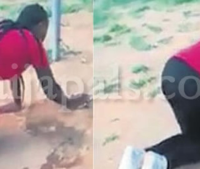 A Scorned Wife Meted Out A Serious Punishment On Her Husbands Lover After Catching Her At Their House The Wife Forced The Woman To Confess And Told Her