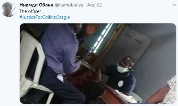 Man Seeks Justice For His Brother In-Law Who Was Beaten To Death By Naval Officers Over N250 9