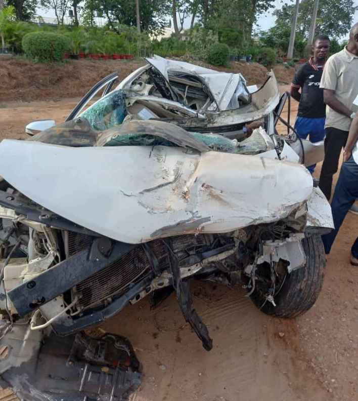 JUST IN! Son Of Late Senate President, Chuba Okadigbo Dies In A Fatal Road Accident (Photos) 8