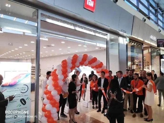 Xiaomi abre a sua segunda Mi Store em França 2