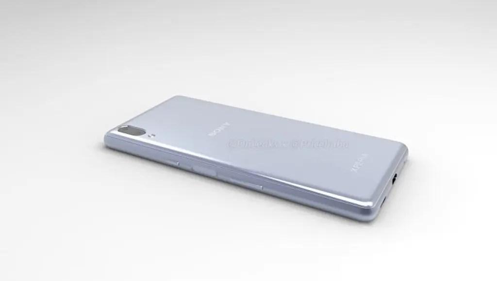Suposto Sony Xperia L3 com sensor de impressão digital lateral aparece em vídeo 360 graus 1