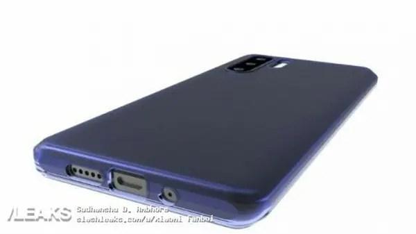 Capa protetora Huawei P30 / P30 Pro mostra design e revela segredos 7