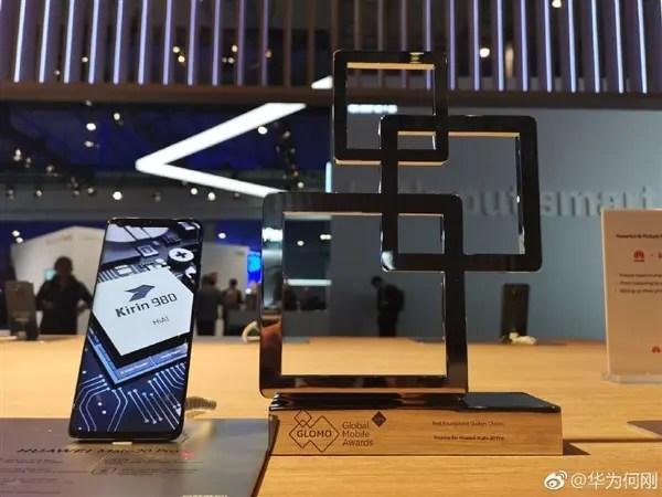 Huawei Mate 20 Pro vence o prémio de melhor smartphone MWC2019 2