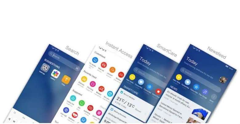 Huawei Assistant para matar a Google App já está disponível para download aqui 2