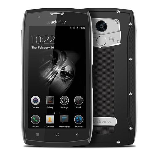 Blackview BV7000 PRO 5.0 Inch 4GB 64GB Smartphone - Silver