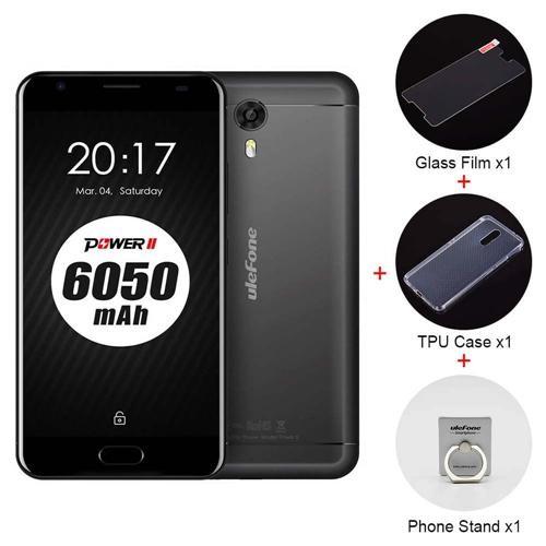 Ulefone Power 2 5.5 Inch 4GB 64GB Smartphone - Black