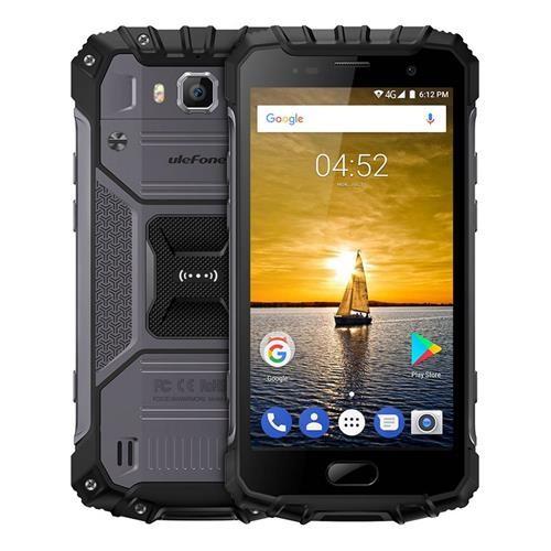 Global Version Ulefone Armor 2 6GB 64GB Smartphone Dark Gray