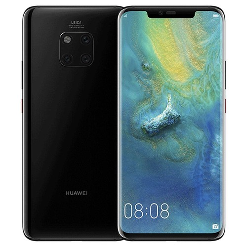 HUAWEI Mate 20 Pro 6.39 Inch 8GB 256GB Smartphone Bright Black