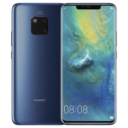 HUAWEI Mate 20 Pro 6.39 Inch 8GB 256GB Smartphone Sapphire Blue