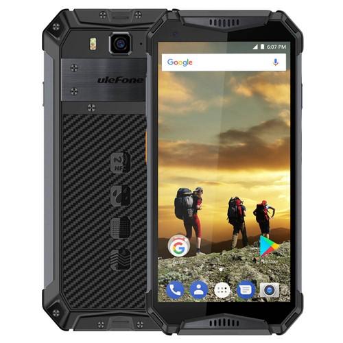 Ulefone Armor 3 5.7 Inch 4GB 64GB Smartphone Black