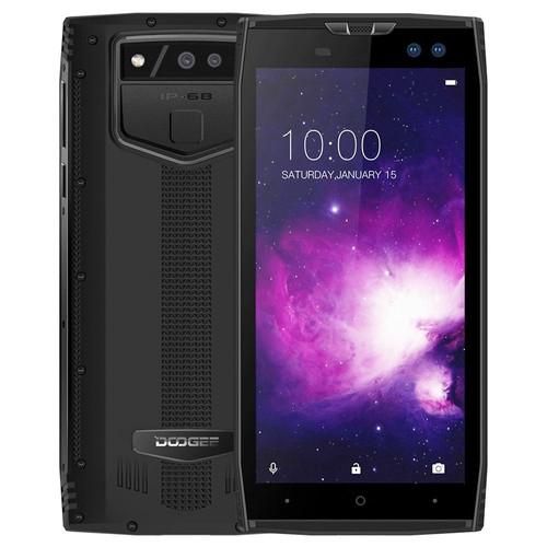 DOOGEE S50 5.7 Inch 6GB 128GB Smartphone Black