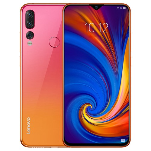 Lenovo Z5S 6.3 Inch 6GB 128GB Smartphone Orange