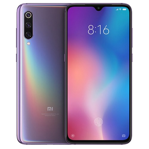 Xiaomi Mi 9 6.39 Inch 6GB 128GB Smartphone Purple