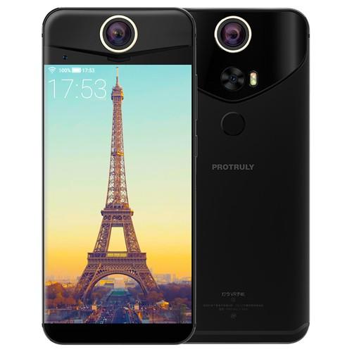 PROTRULY Darling V10S 5.5 Inch 4GB 64GB Smartphone Black