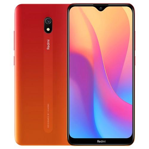 Xiaomi Redmi 8A CN Version 6.22 Inch 4G LTE Smartphone Snapdragon 439 3GB 32GB 12.0MP+8.0MP Dual Cameras Face Identification Dual SIM MIUI 10 - Orange