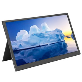 Jry-W5Bfhd-Ev1 Portable Monitor 15.6 Inch Ips Hdr 1920*1080 Resolution Type-C+Mini Hdmi (200 uni) 5Dec