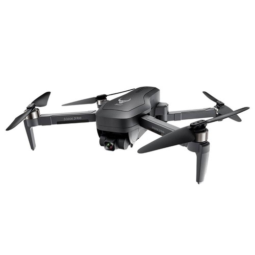 ZLL SG906 Pro Beast 4K GPS 5G WIFI FPV With 2-Axis Gimbal Optical Flow Positioning Brushless RC Drone One Battery - Black