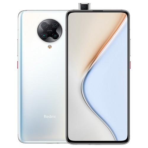"Xiaomi Redmi K30 Pro Zoom Edition CN Version 6.67"" 5G Smartphone Snapdragon 865 8GB RAM 128GB ROM Quad Rear Camera Android 10.0 - White"
