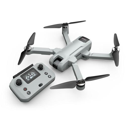MJX V6 2.7K GPS 5G WIFI FPV Foldable Brushless RC Drone Optical Flow Positioning RTF - One Battery