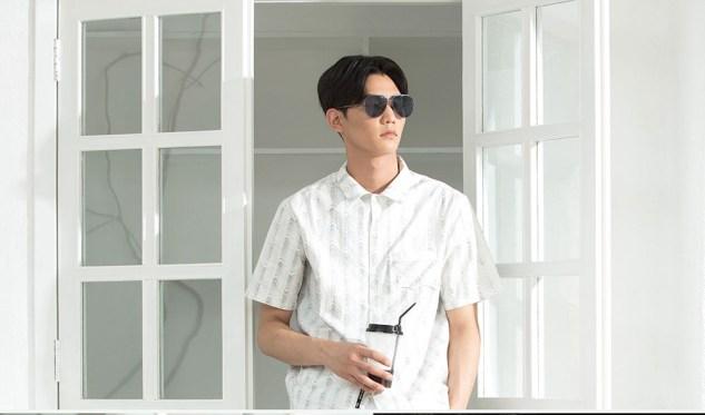 Xiaomi Mjijia TS Unisex Polarized Sunglasses Classic Aviator Sunglasses for Men Women UV 400 - Black