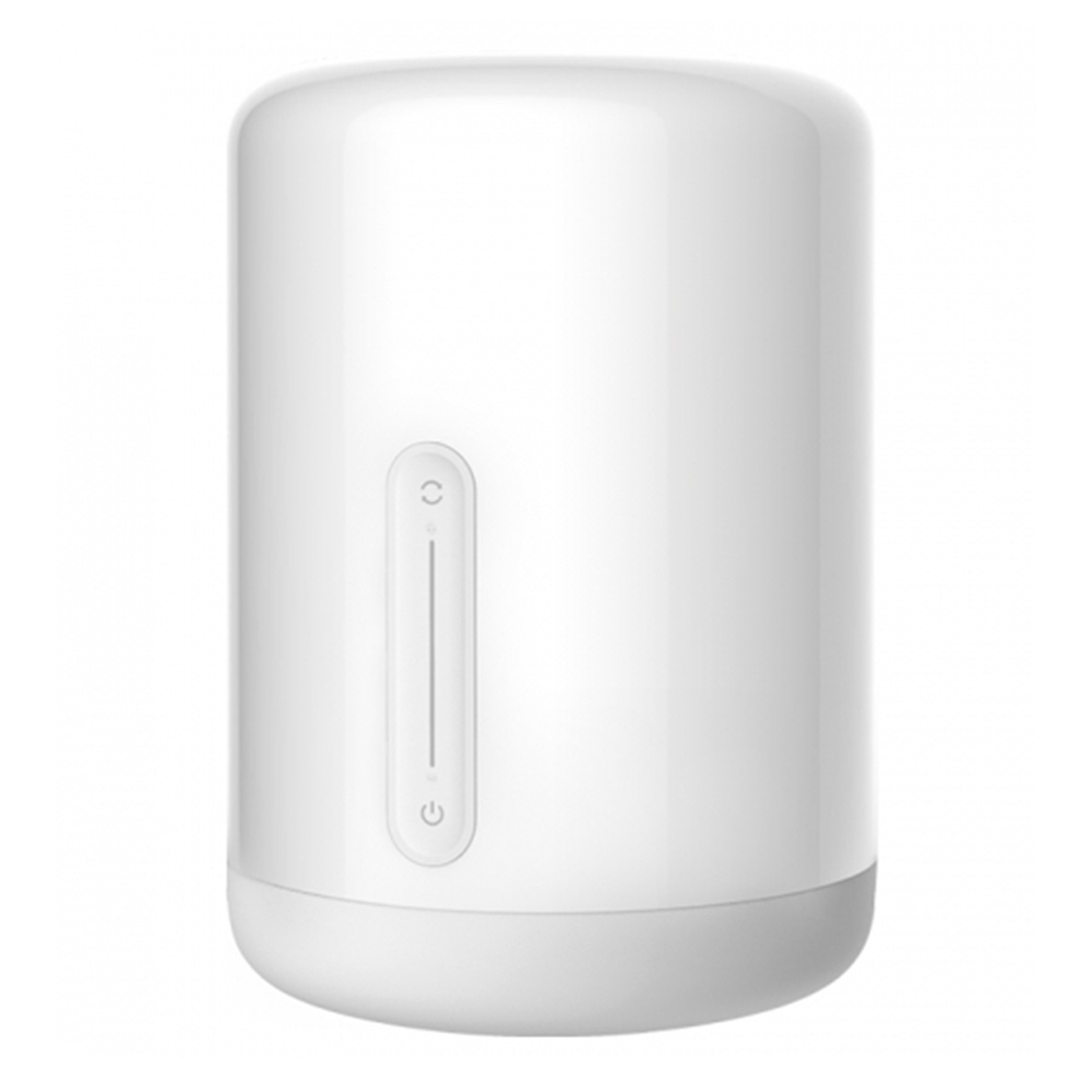 xiaomi mijia bedside lamp 2 bluetooth wifi connection touch panel app control works with apple homekit siri white