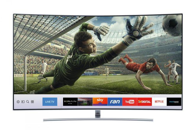 Smart TV Interface