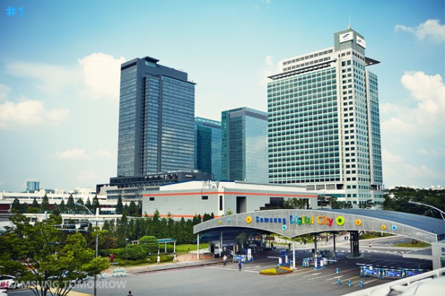Image result for samsung headquarters