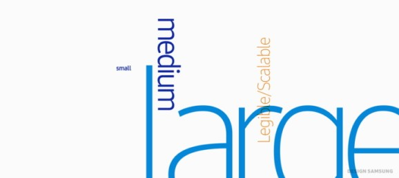 SamsungOne Typeface_Main_10