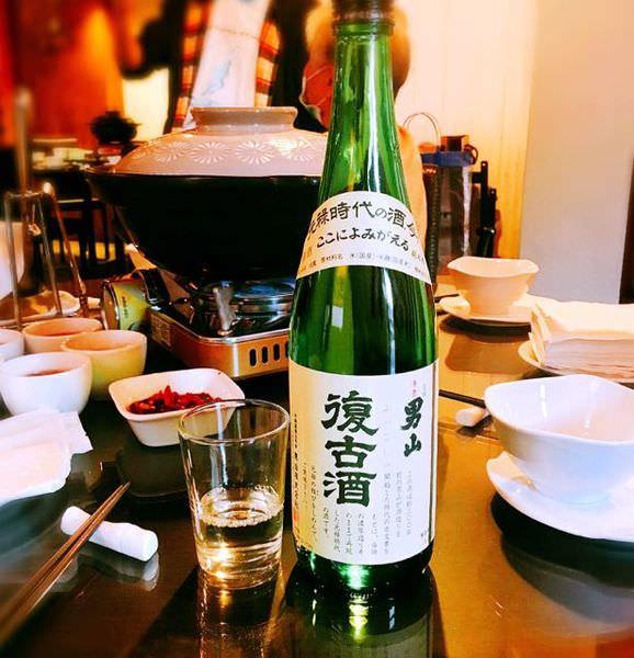 【 男山純米原酒復古酒 】清酒 | Otokoyama Junmai-Shu | 北海道 |  Hokkaido