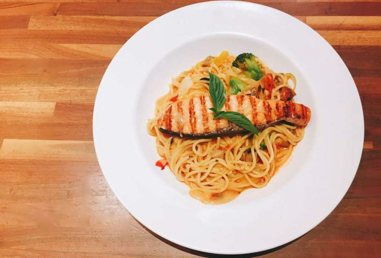 美威鮭魚》 台北信義誠品美食 | Marine Harvest Taiwan