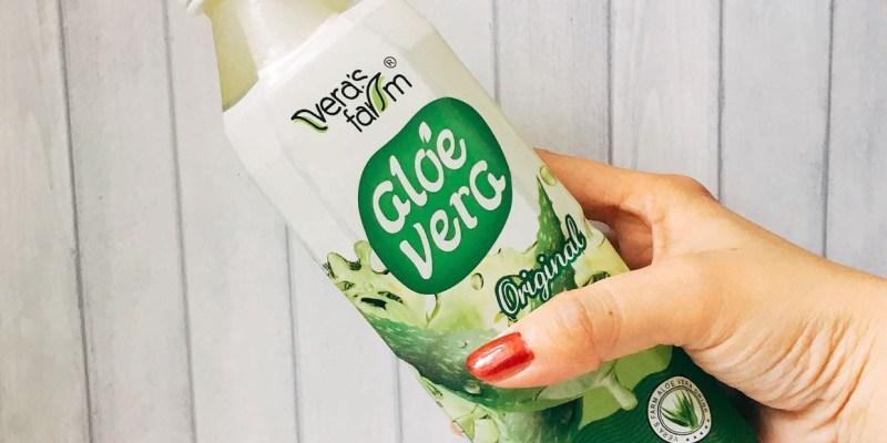 VERA'S FARM 蘆薈飲料 》佳和食品 | Aloe Vera Drink
