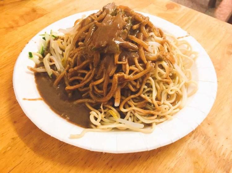 【 市政府捷運站   Taipei Food 】空軍涼麵   Air Force Cold Noodle Restaurant   南京三民   上班族最愛