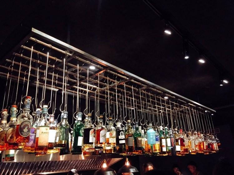 溫柔鄉  》台北深夜食堂    中山區威士忌酒吧   Late Night Dining Whisky Bar