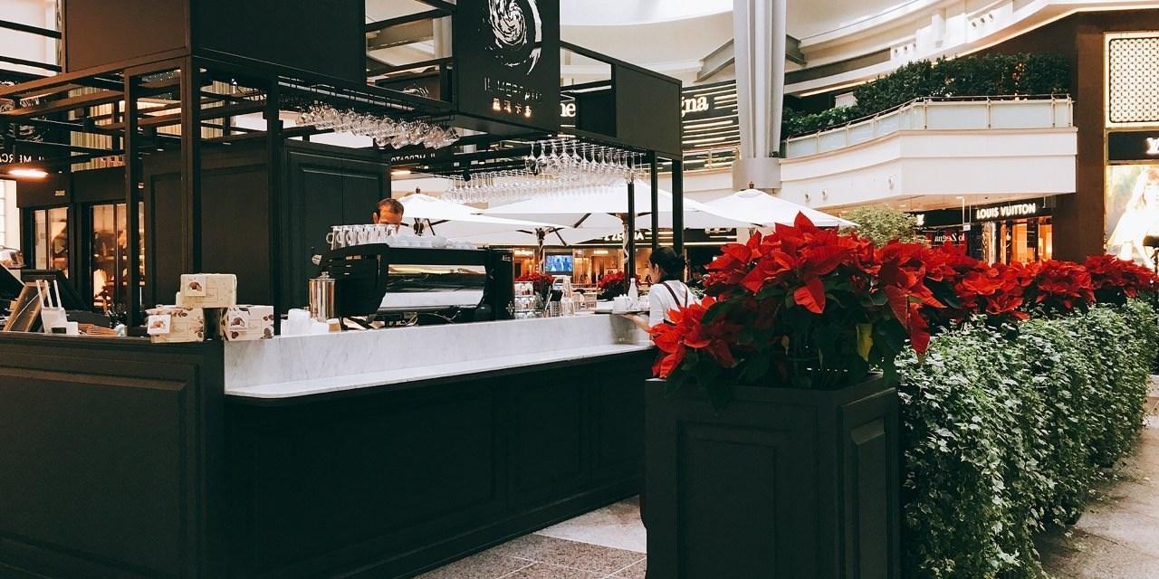 IL MERCATO TAIPEI 101 》台北 101 世貿捷運站下午茶單杯酒推薦
