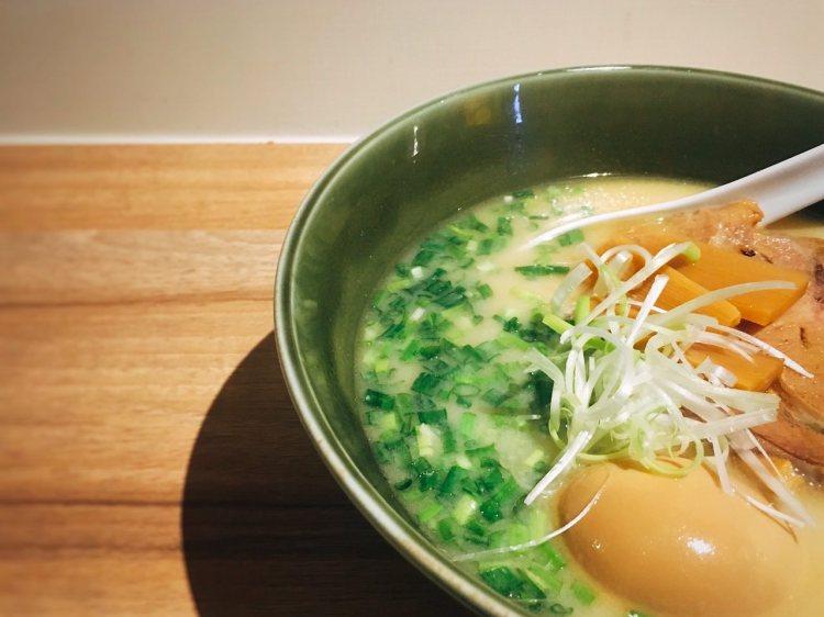 麵屋山茶 》 大稻埕拉麵美食 | Taipei Sancha Ramen