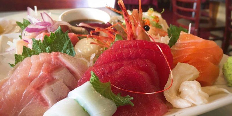 Ninja Sushi 》Walnut City Japanese Restaurant  | 美國平價日本料理餐廳
