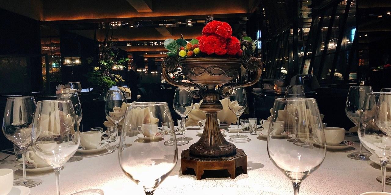 頤宮 Le Palais 》Taipei Michelin 3 Stars Restaurant  |  君品酒店台北米其林三星餐廳榮耀